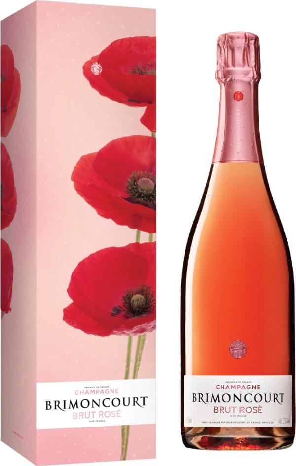Brimoncourt Rosé Champagne Brut