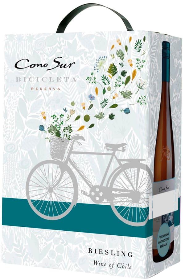 Cono Sur Bicicleta Riesling 2018 bag-in-box