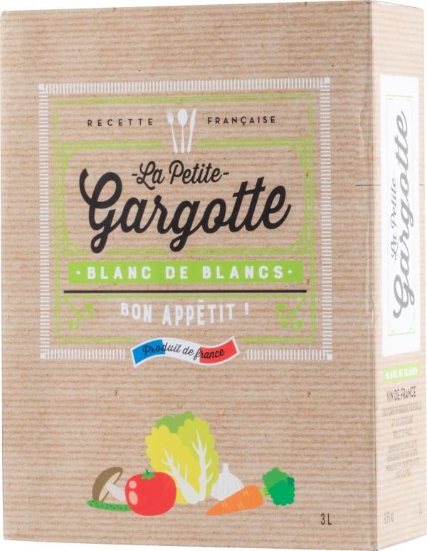 La Petite Gargotte Blanc de Blancs 2018 hanapakkaus