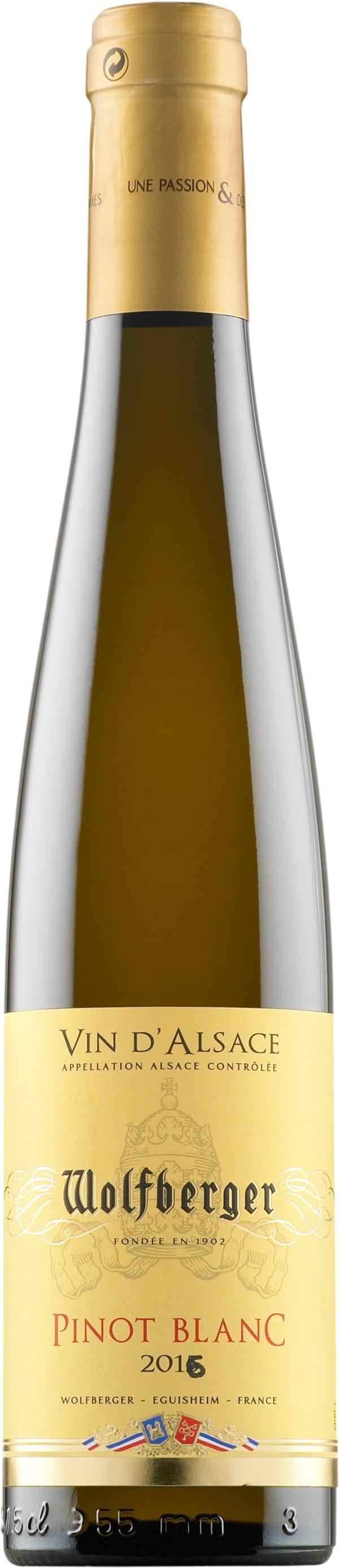 Wolfberger Pinot Blanc 2016