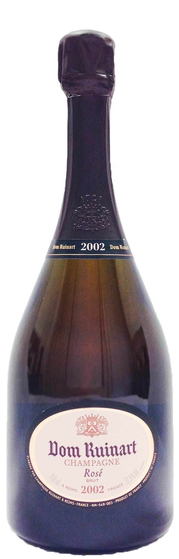 Dom Ruinart Rosé Champagne Brut 2002