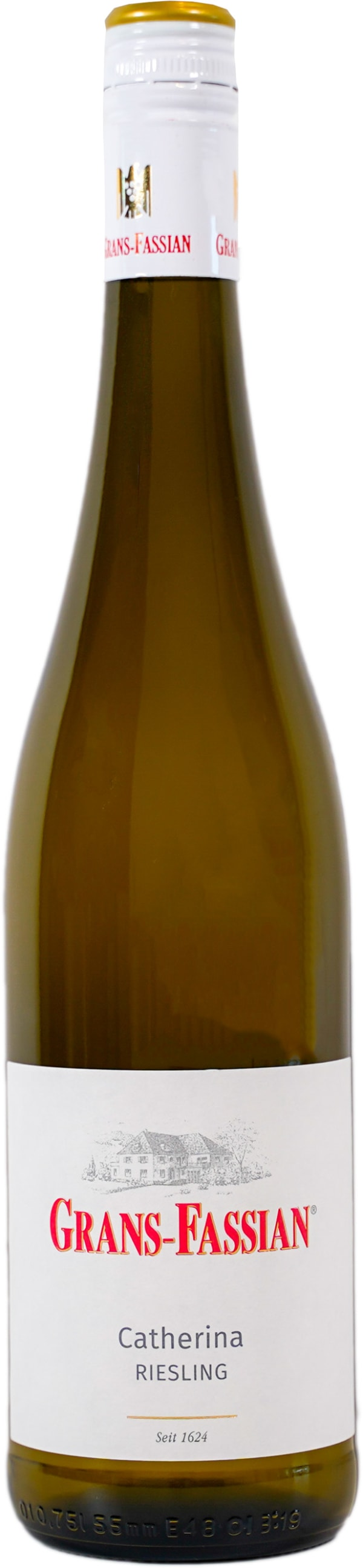 Grans-Fassian Catherina Riesling 2018