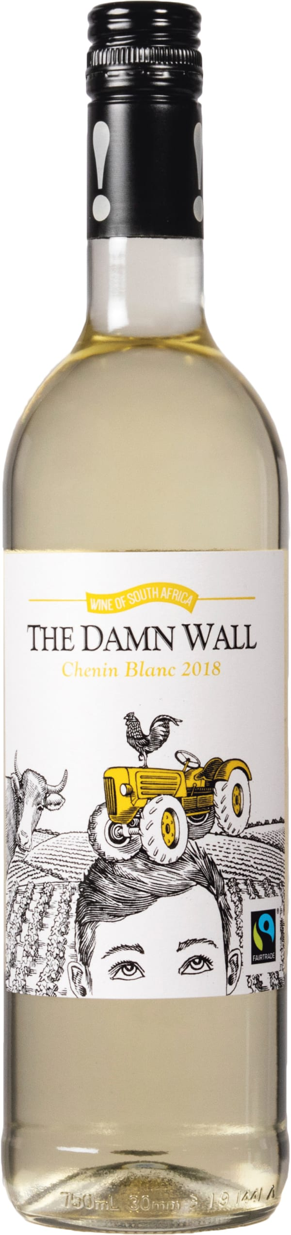 The Damn Wall Chenin Blanc 2018