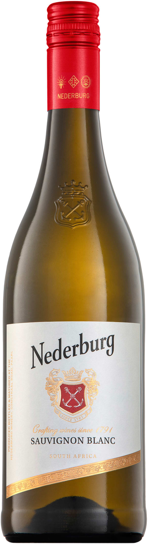 Nederburg The Winemasters Sauvignon Blanc 2019