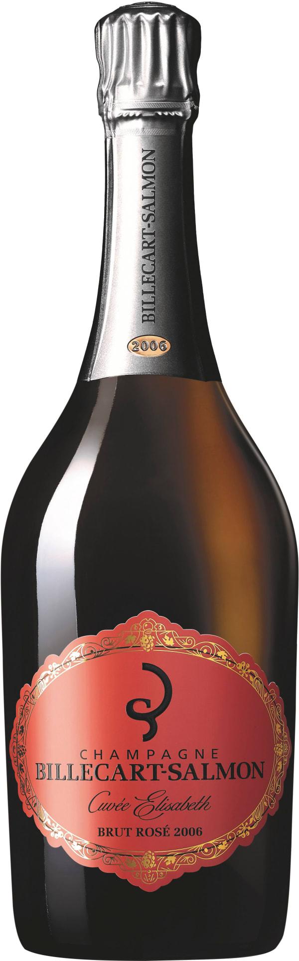 Billecart-Salmon Cuvée Elisabeth Rosé Champagne Brut 2006