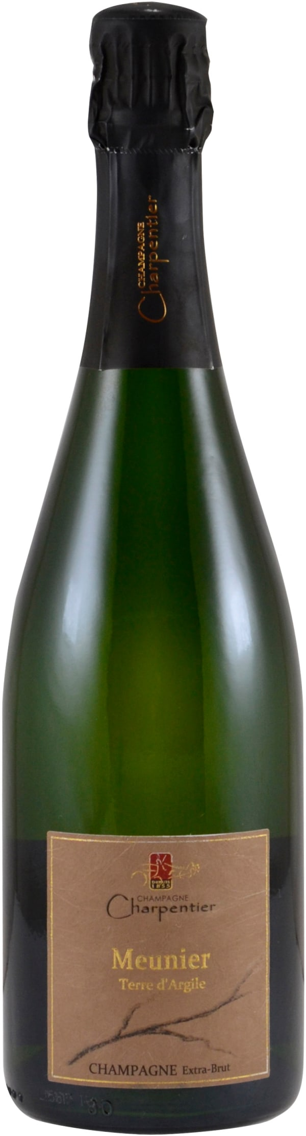 Charpentier Meunier Terre d'Argile Champagne Extra Brut