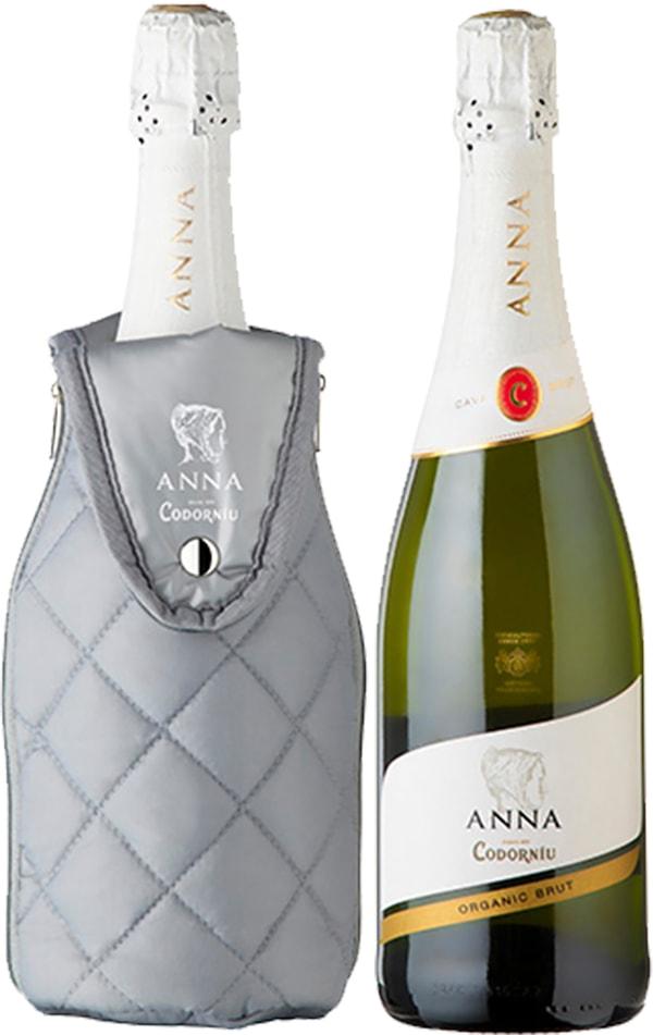 Anna de Codorníu Organic Cava Brut gift packaging