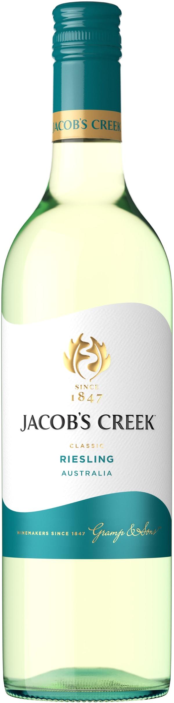 Jacob's Creek Riesling 2019