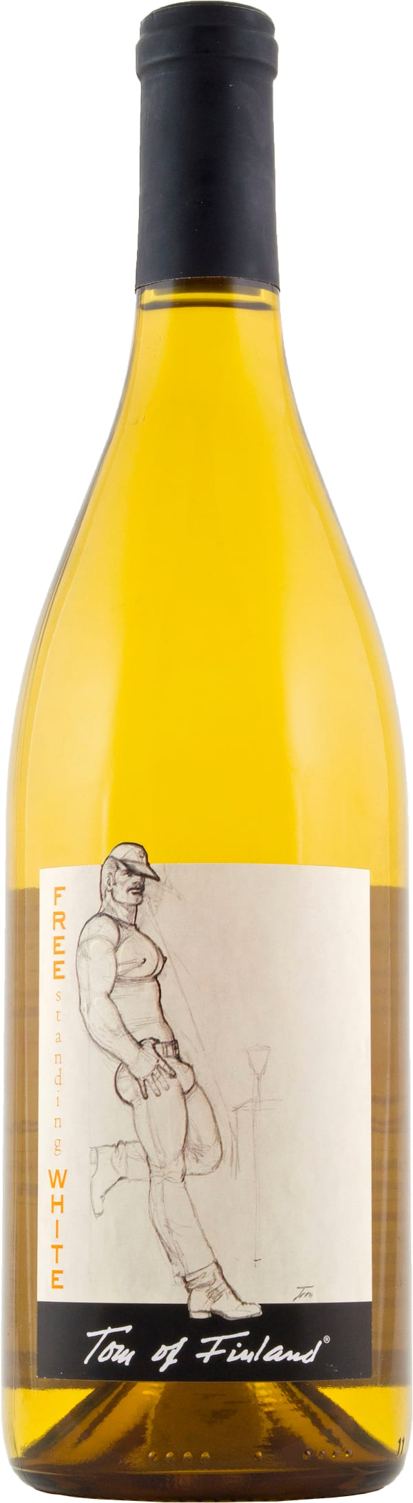 Tom of Finland Free Standing White Chardonnay 2018
