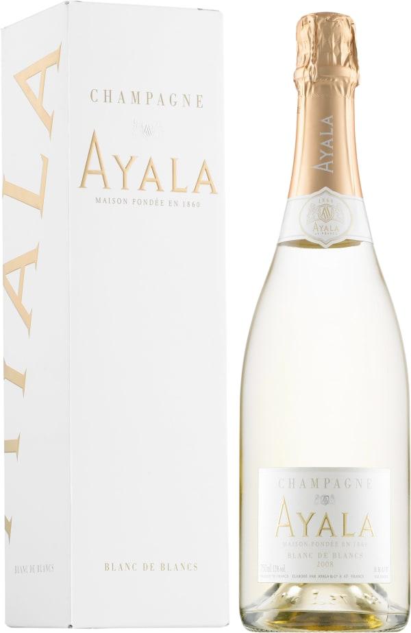 Ayala Blanc de Blancs Champagne Brut 2008