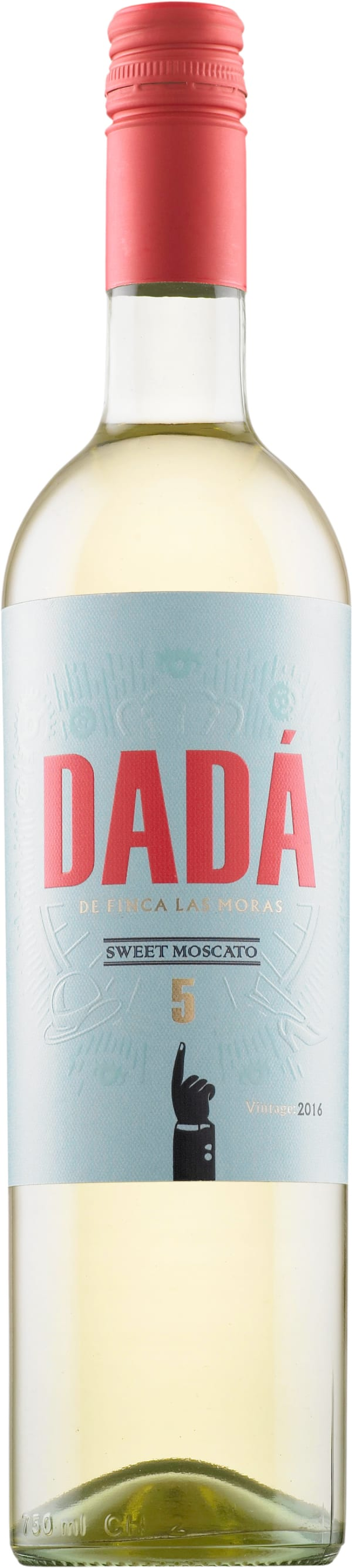 Dadá Sweet Moscato 2018