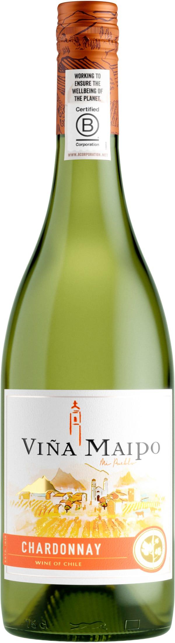Viña Maipo Chardonnay 2018