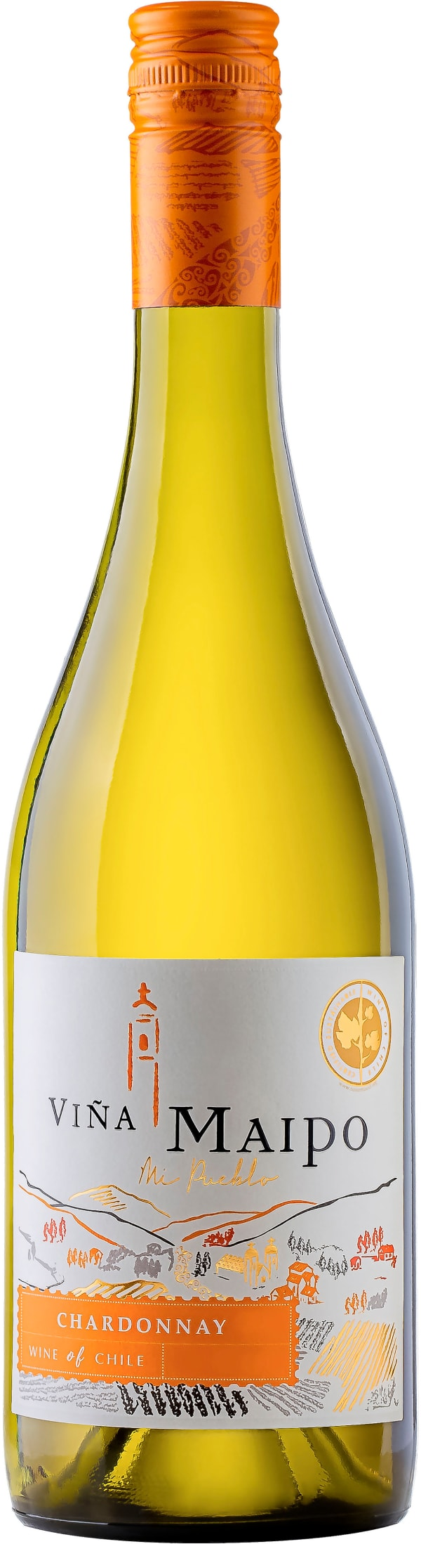 Viña Maipo Chardonnay 2019