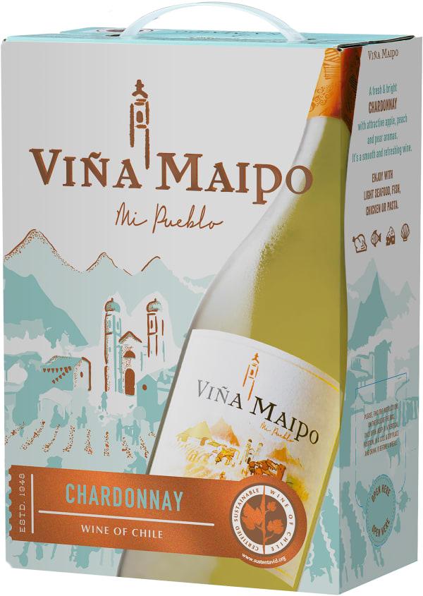 Viña Maipo Chardonnay 2019 lådvin