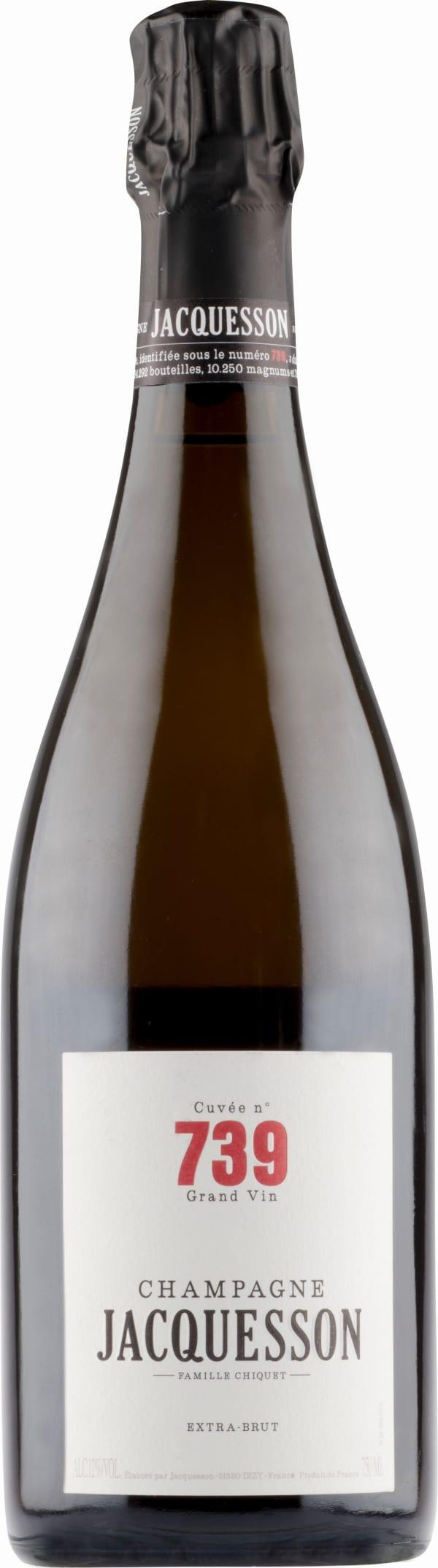 Jacquesson Cuvée 740 Champagne Extra-Brut