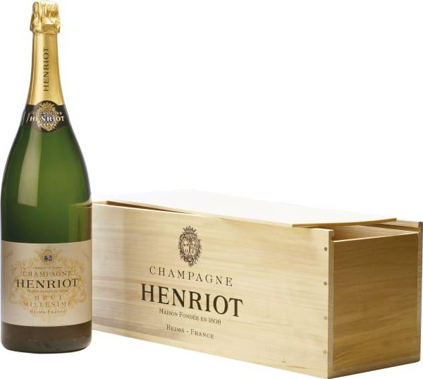 Henriot Millésimé Champagne Brut Jeroboam 1990