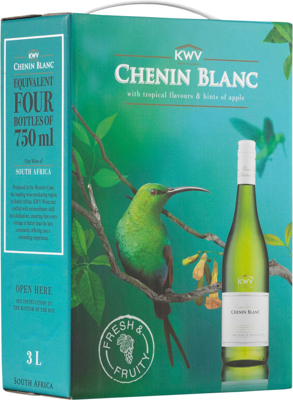KWV Chenin Blanc 2017 bag-in-box