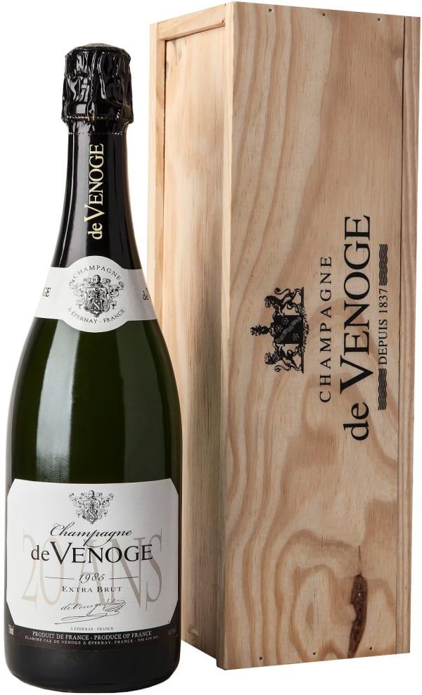 de Venoge Millésime Champagne Extra Brut 1985