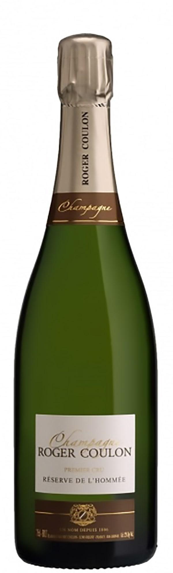 Roger Coulon Réserve de l'Hommée 1er Cru Champagne Brut