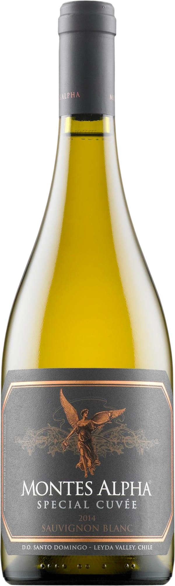 Montes Alpha Special Cuvée Sauvignon Blanc 2016