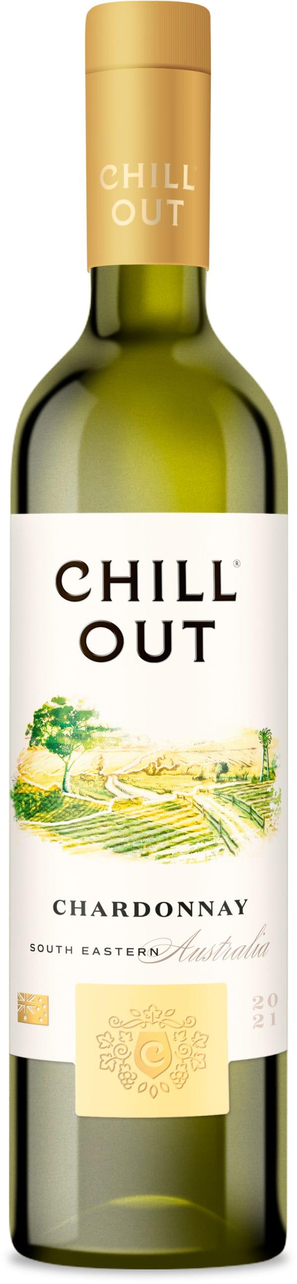 Chill Out Chardonnay Australia 2018 plastflaska