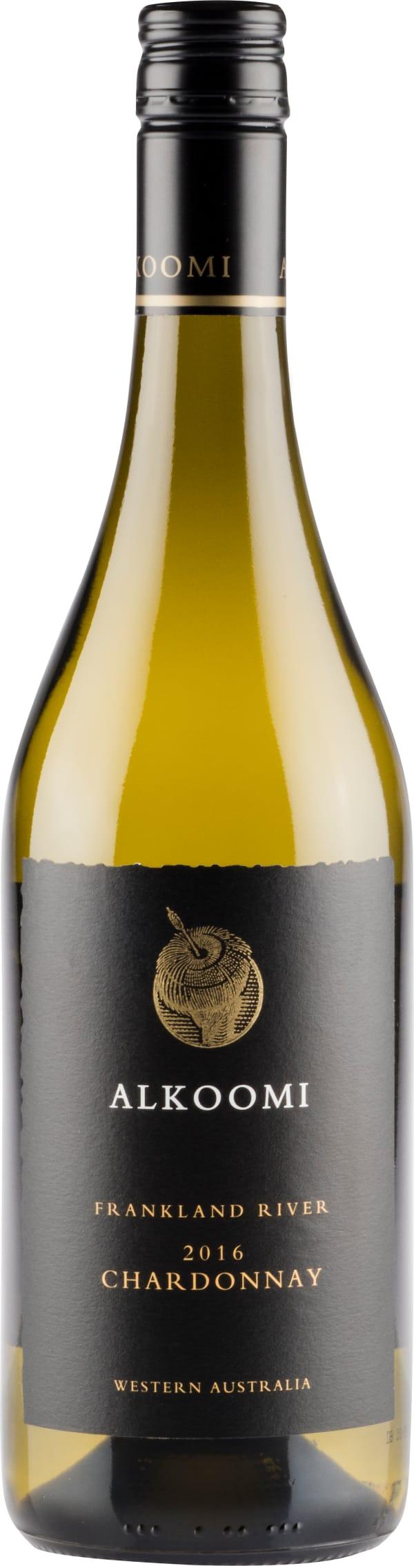 Alkoomi Black Label Chardonnay 2016