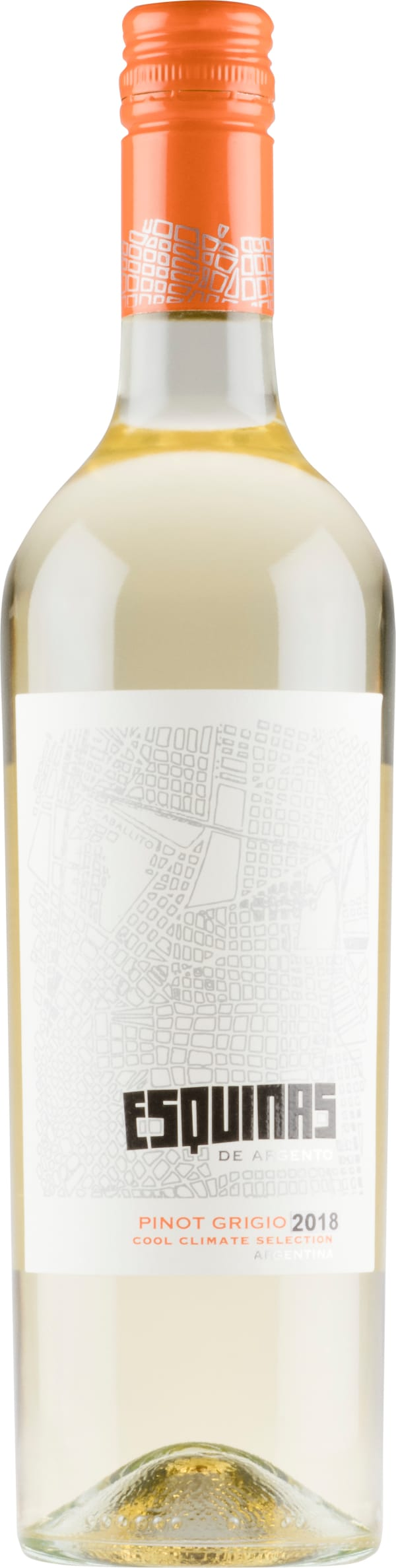 Esquinas Pinot Grigio Cool Climate Selection 2018