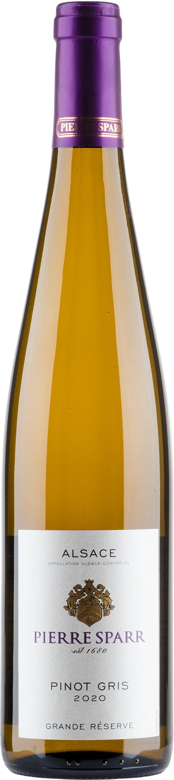 Pierre Sparr Pinot Gris Grande Réserve 2016