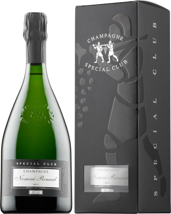 Nominé-Renard Spécial Club Champagne Brut 2011