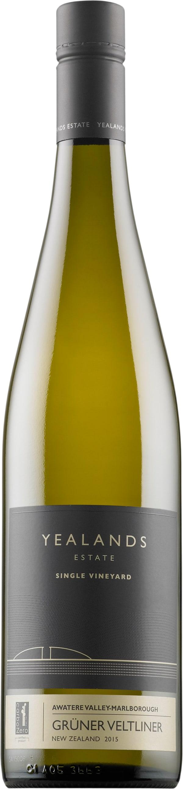 Yealands Estate Single Vineyard Grüner Veltliner 2016