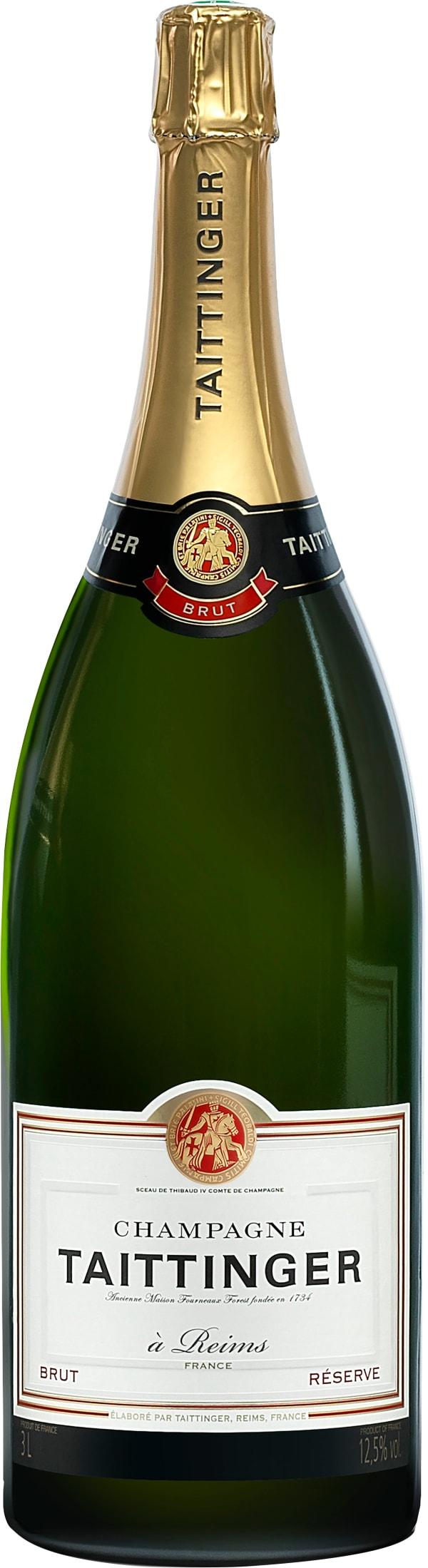 Taittinger Réserve Champagne Brut, Jeroboam