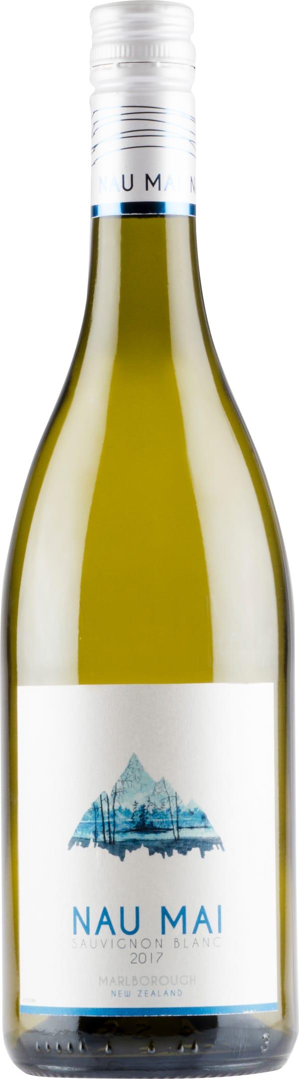 Nau Mai Sauvignon Blanc 2017