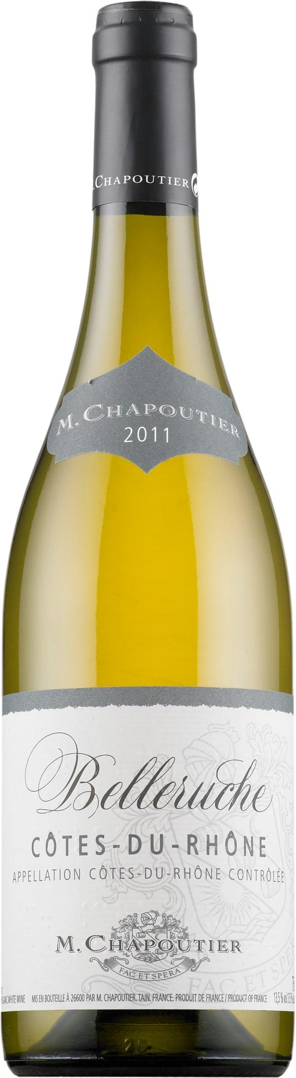 Chapoutier Belleruche Côtes-du-Rhône Blanc 2019