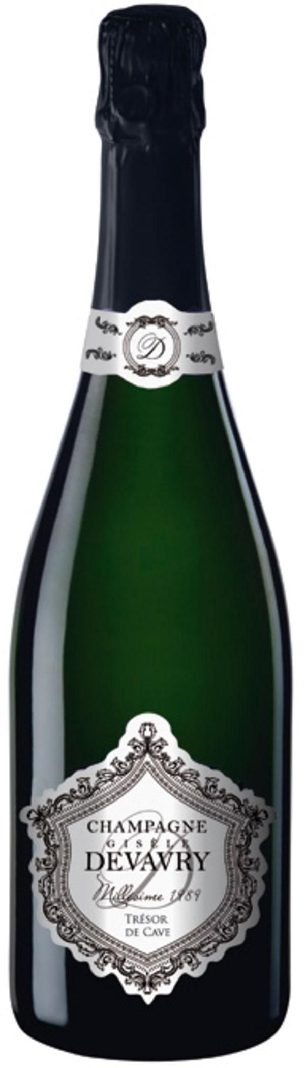 Gisèle Devavry Millésime Trésor de Cave Champagne Brut 1989