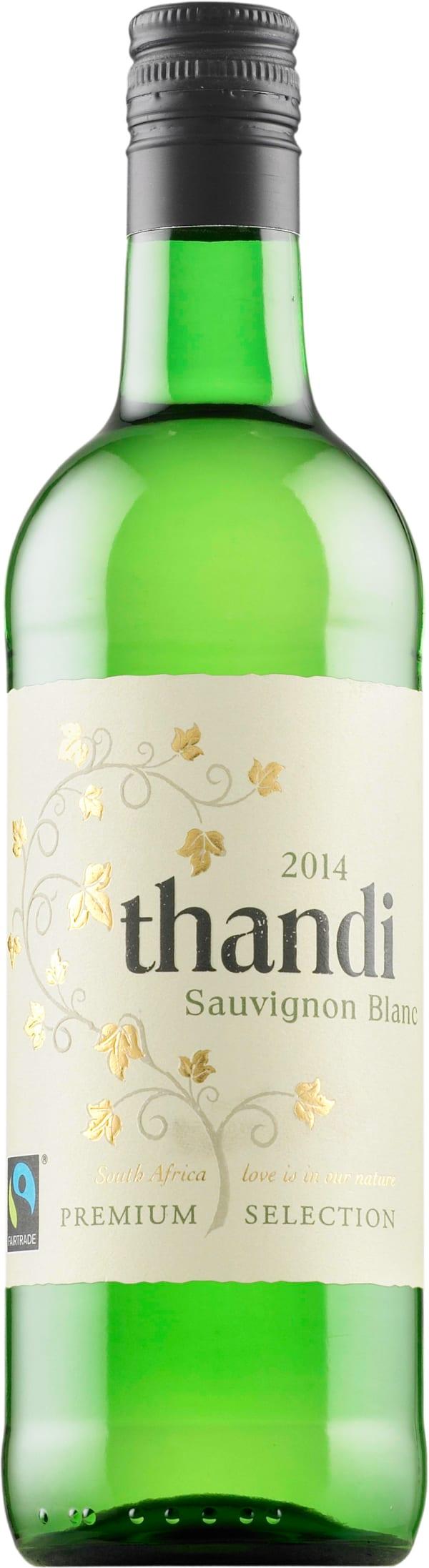 Thandi Sauvignon Blanc 2017