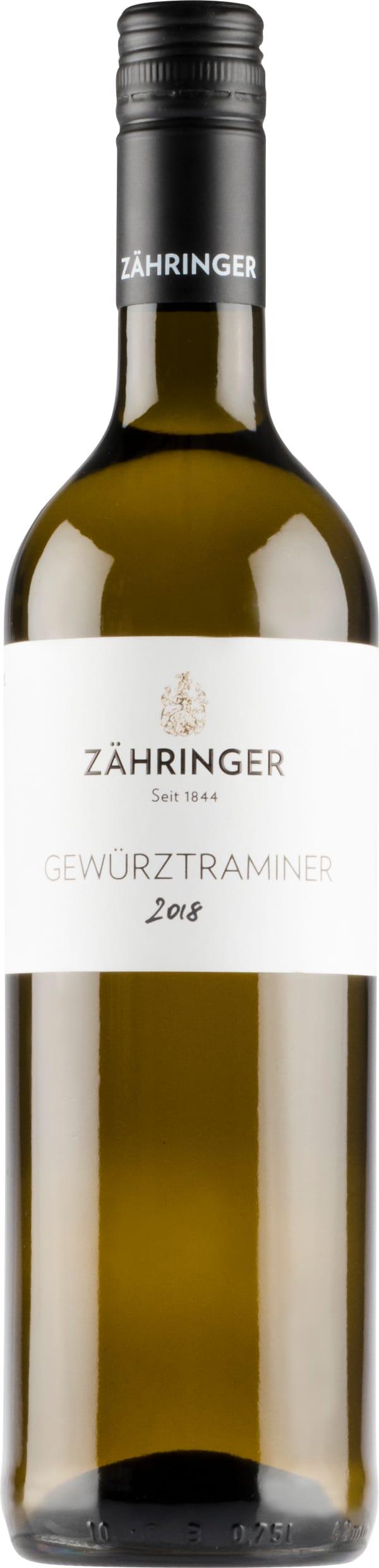 Zähringer Gewürztraminer 2018