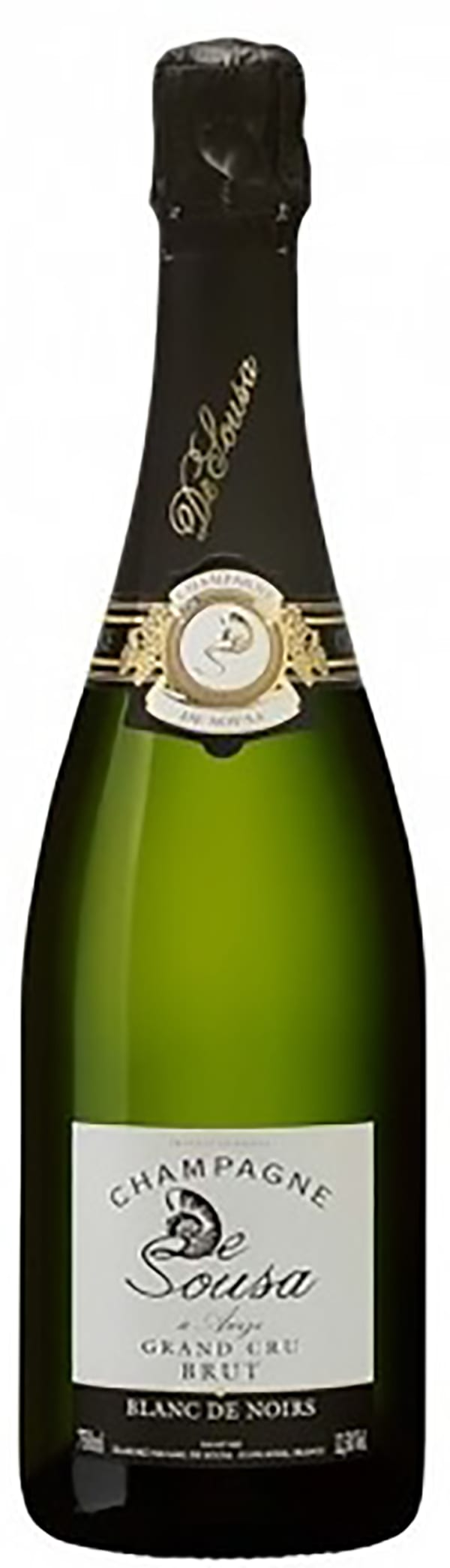 De Sousa Blanc de Noir Grand Cru Champagne Brut