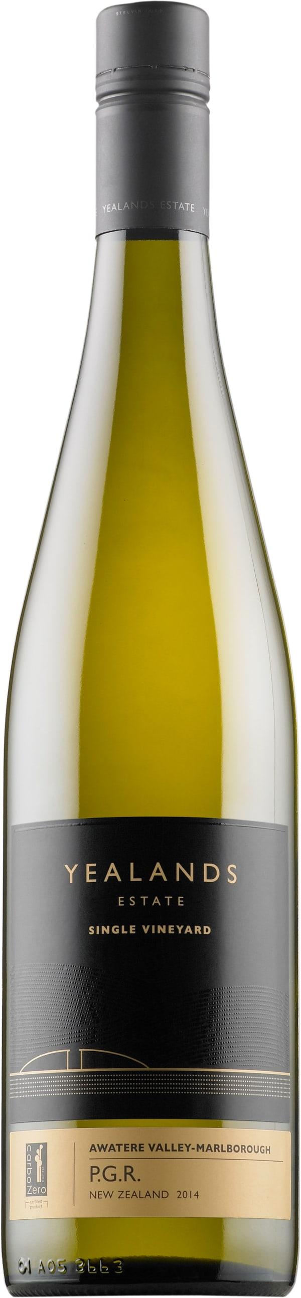 Yealands Estate Single Vineyard P.G.R. 2015