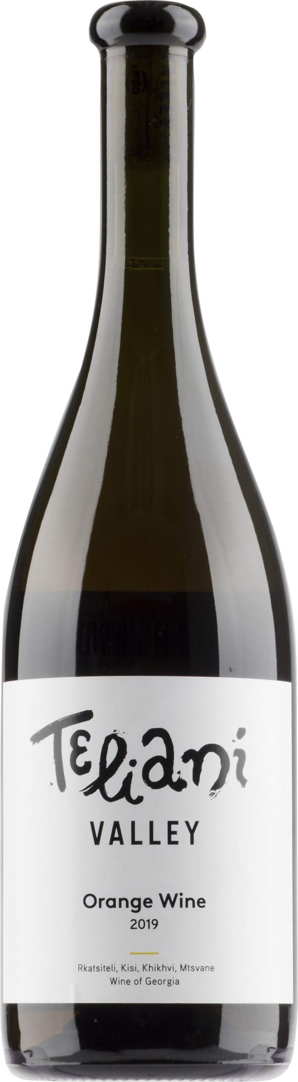 Teliani Valley Orange Wine 2019