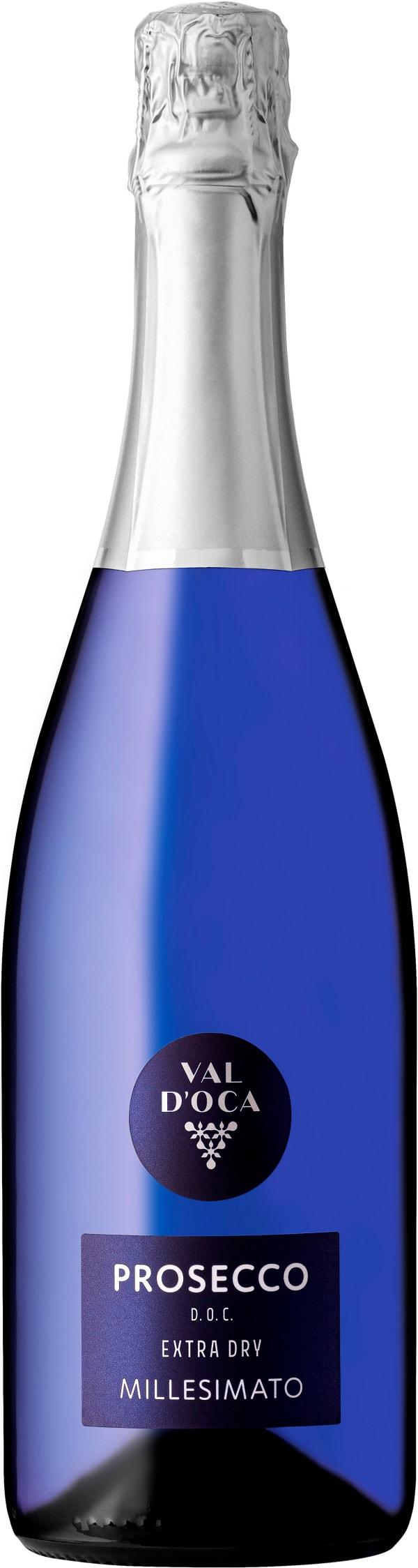 Val d'Oca Millesimato Prosecco Extra Dry 2018