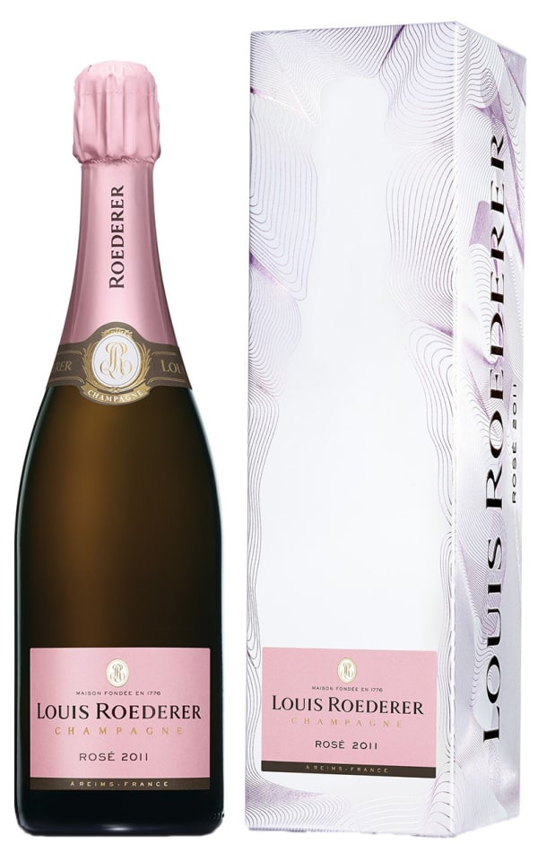 Louis Roederer Rosé Champagne Brut 2012