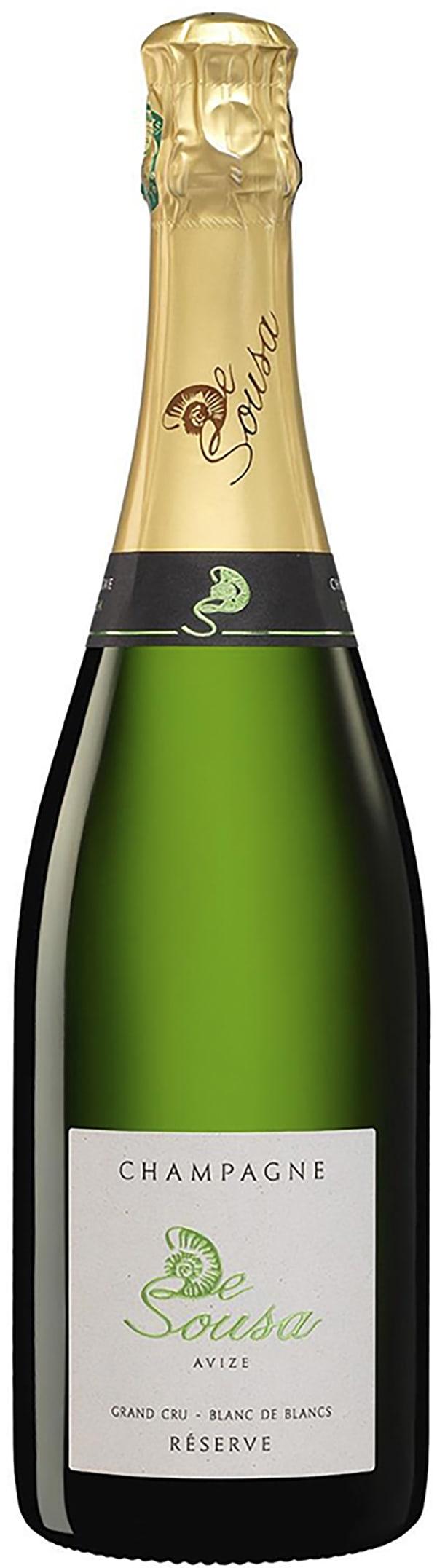 De Sousa Grand Cru Blanc de Blancs Champagne Brut
