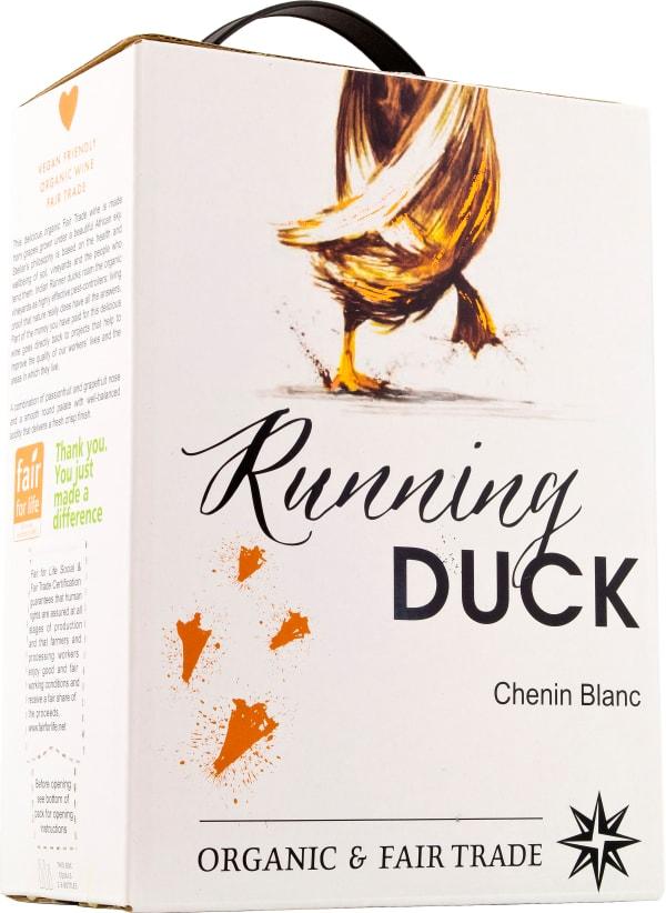 Running Duck Chenin Blanc 2018 hanapakkaus