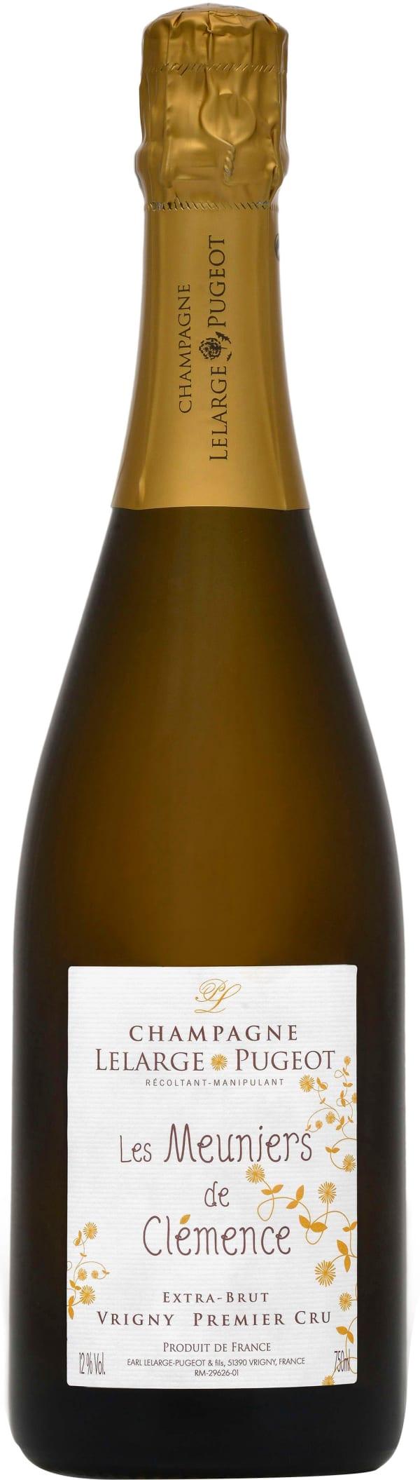 Lelarge-Pugeot Les Meuniers de Clemence Champagne Extra Brut 2011