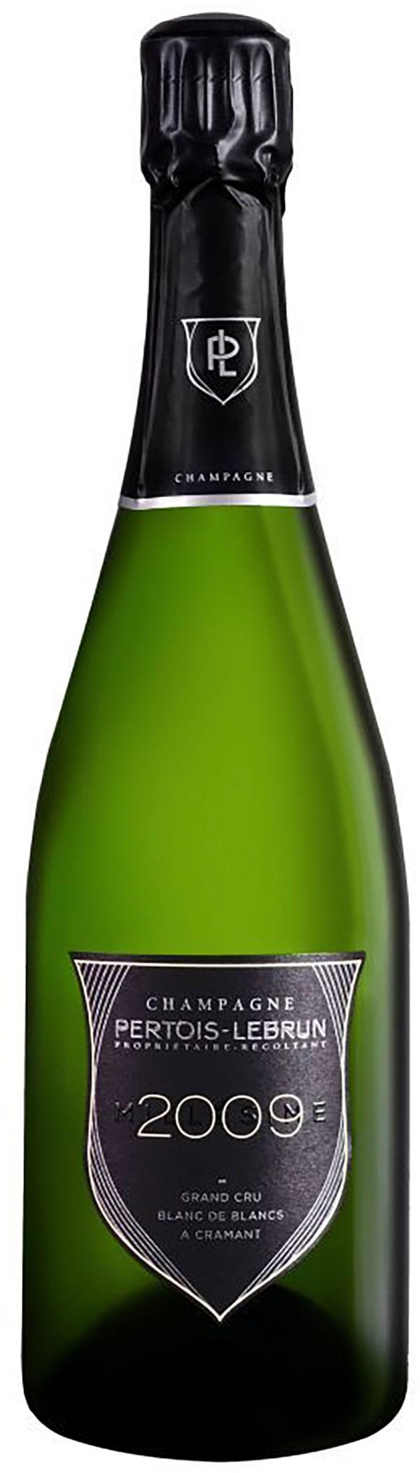 Pertois-Lebrun Millésime Grand Cru Blanc de Blancs à Cramant Champagne Extra-Brut 2009