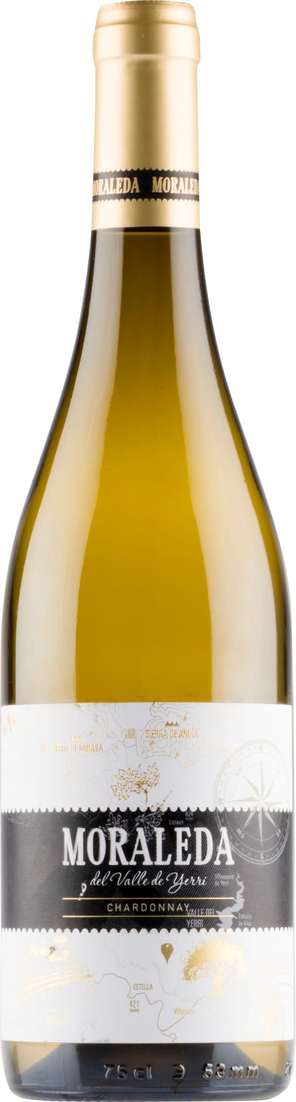 Moraleda Chardonnay 2017