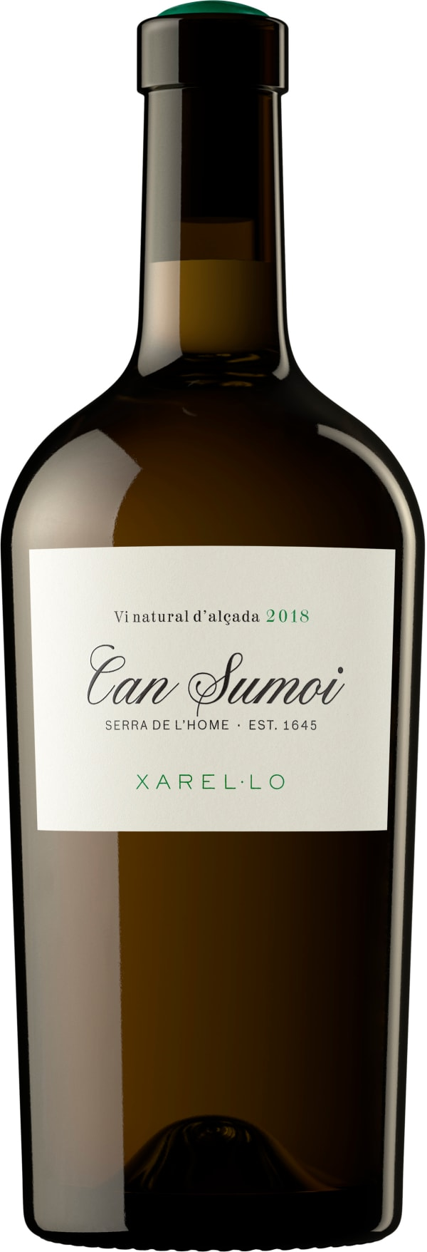 Can Sumoi Xarel-lo 2018