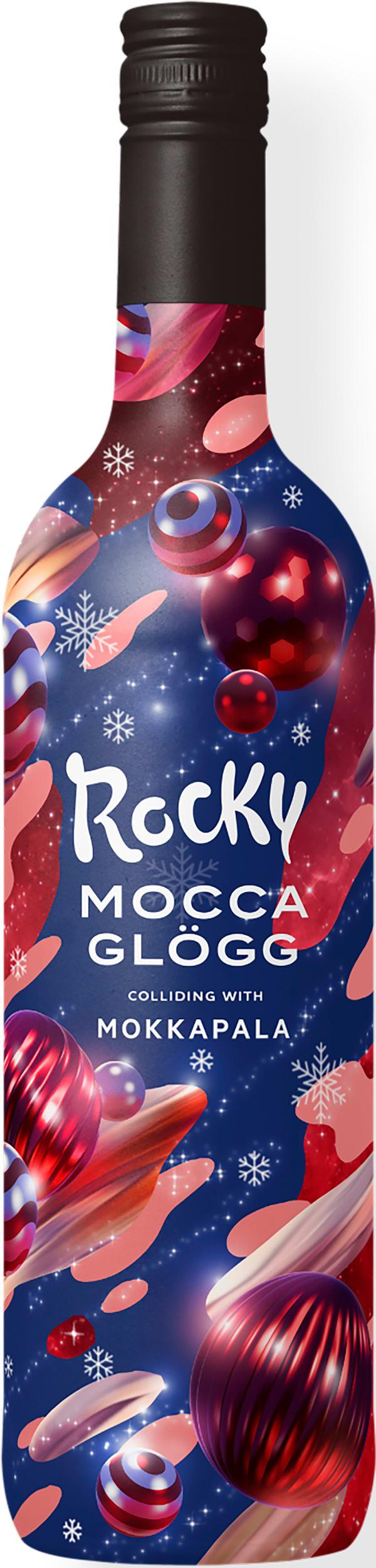 Rocky Mocca Glögg