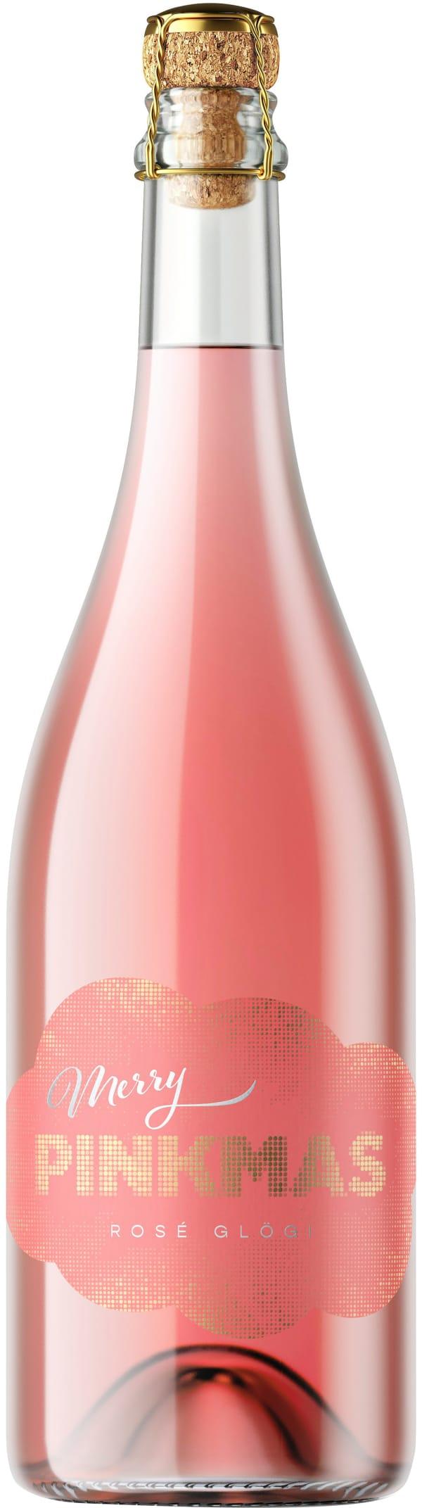 Merry Pinkmas Rosé Glögi Luomu