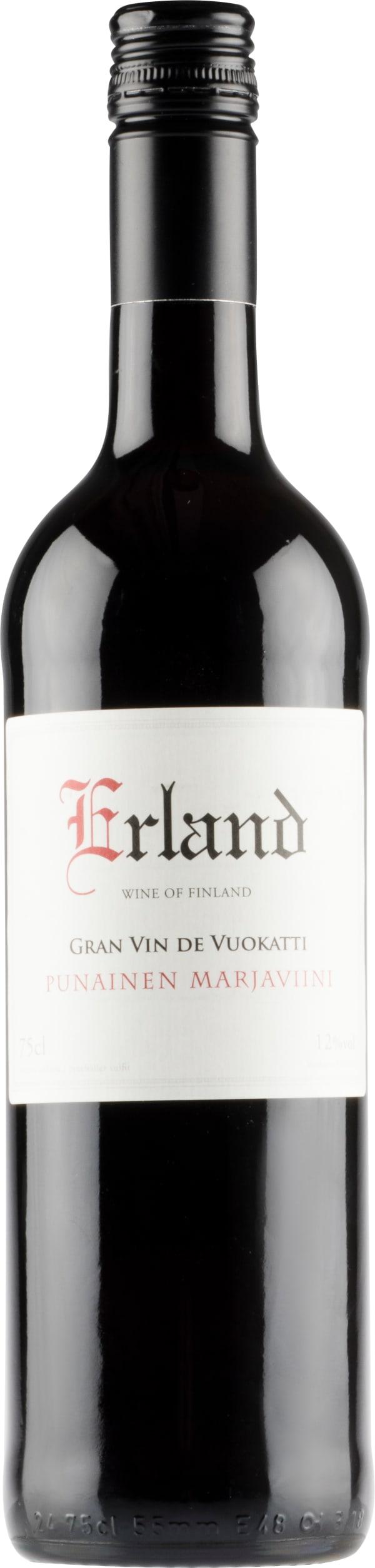 Erland Gran Vin de Vuokatti